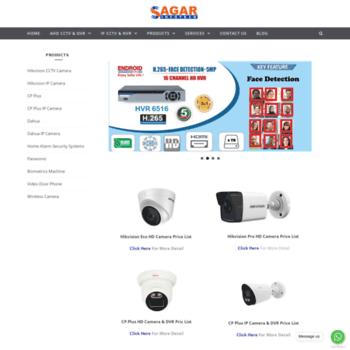 Sagarinfotech.online thumbnail