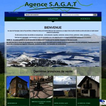 Sagat.fr thumbnail