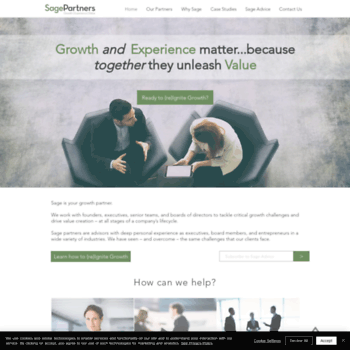 Sagepartners.net thumbnail