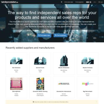 Salesrepresentatives.biz thumbnail