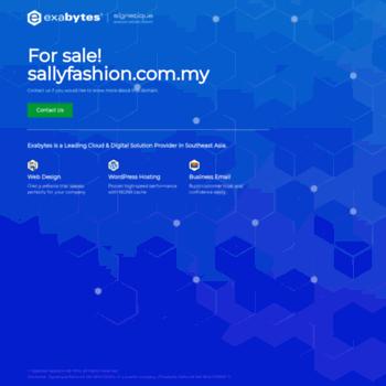 Sallyfashion.com.my thumbnail