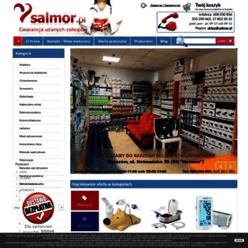 Salmor.pl thumbnail