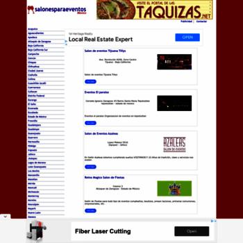 Salonesparaeventos.com.mx thumbnail