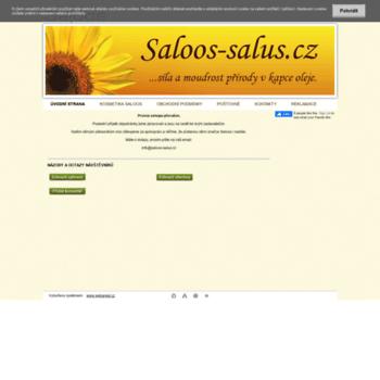 Saloos-shop.cz thumbnail