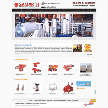 Samarthengineer.com thumbnail