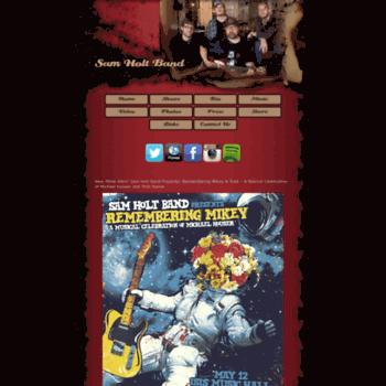Samholtband.com thumbnail
