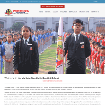 Samithischool.org thumbnail