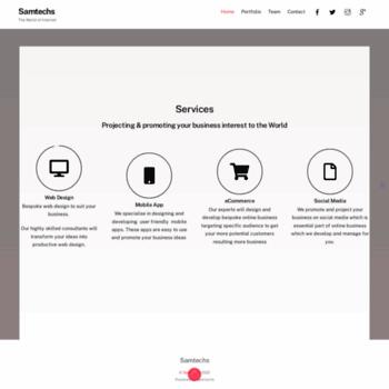 Samtechs.co.uk thumbnail