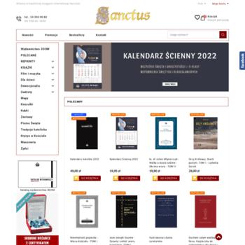 Sanctus.com.pl thumbnail