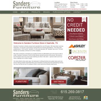 Exceptionnel Sanders Furniture.com Thumbnail