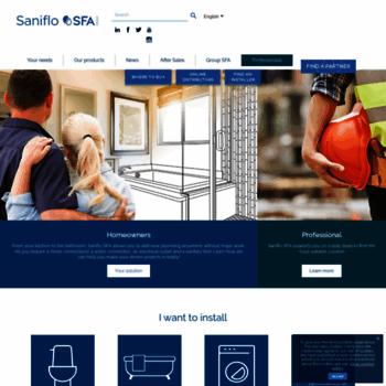 Saniflo.ca thumbnail