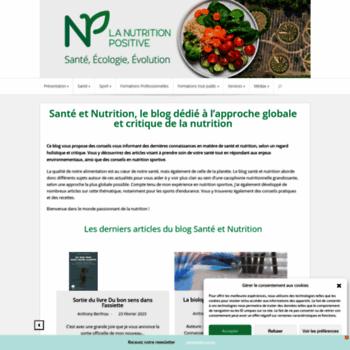 Sante-et-nutrition.com thumbnail