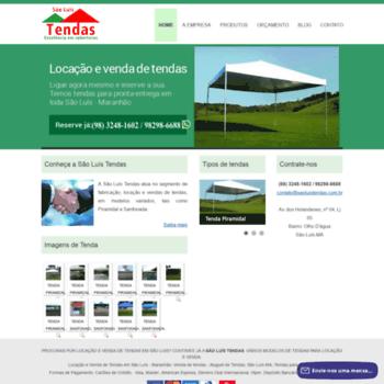 Saoluistendas.com.br thumbnail