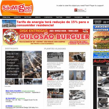 Saomiguelpoint.com.br thumbnail