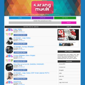 Sarangmusik.org thumbnail