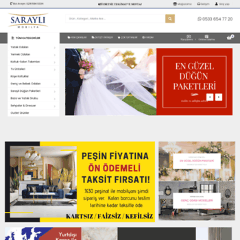 Saraylimobilya.com.tr thumbnail