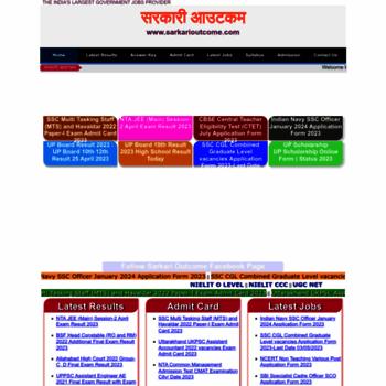 Sarkariresult.com.co thumbnail