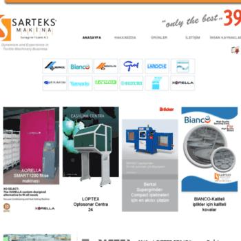 Sarteks.com.tr thumbnail