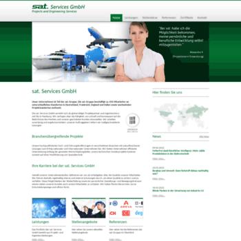 Sat-services.eu thumbnail