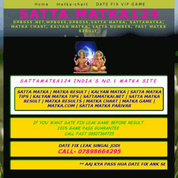 sattamatka124 yolasite com at WI  SATTA MATKA, MATKA, SATTA MATKA