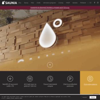 Saunia.cz thumbnail