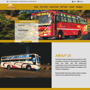 sbt bus booking