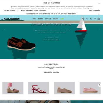 92199d068ac scarosso.com at WI. Scarosso - Luxury Italian shoes for Men and Women