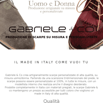 new arrivals d7137 772db scarpe-personalizzate.it at WI. Gabriele & co. - Scarpe su ...