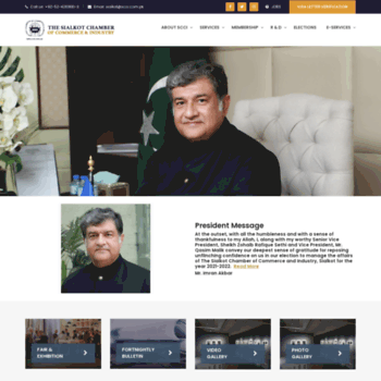 Scci.com.pk thumbnail