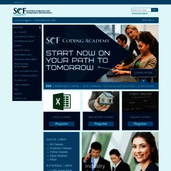Scf.augusoft.net thumbnail