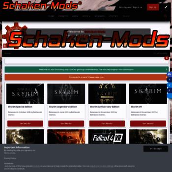 schaken-mods com at WI  Downloads - Schaken-Mods