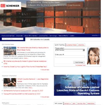 Schenker.ca thumbnail