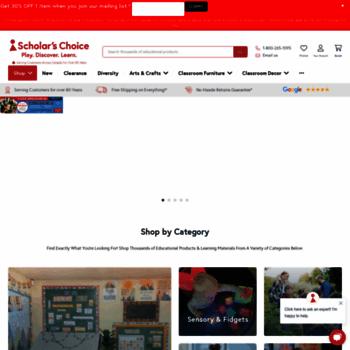 Scholarschoice.ca thumbnail