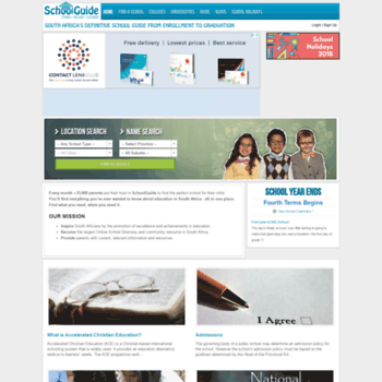Schoolguide.co.za thumbnail