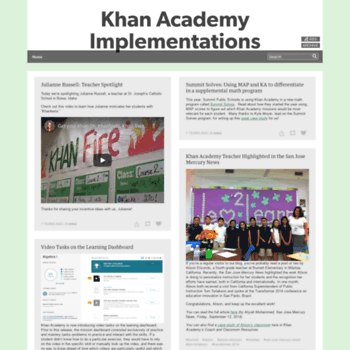 Schools.khanacademy.org thumbnail
