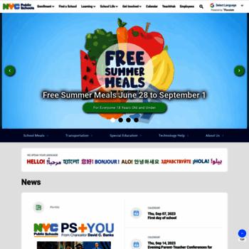Schools.nyc.gov thumbnail