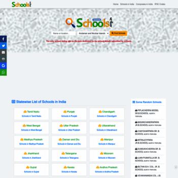 Schools.org.in thumbnail