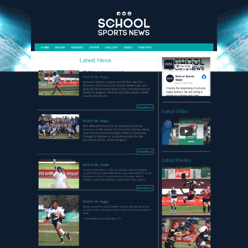 Schoolsportsnews.co.za thumbnail