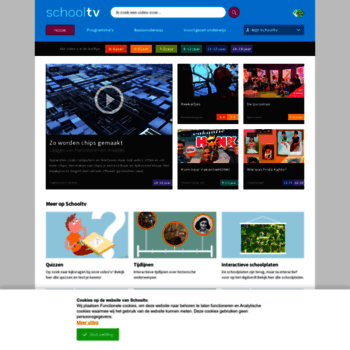 schooltv.nl at website informer. schooltv. visit schooltv.