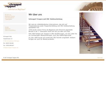 Schreppel-treppen.de thumbnail