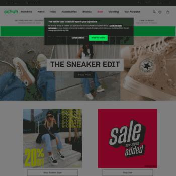 Schuh.co.uk thumbnail
