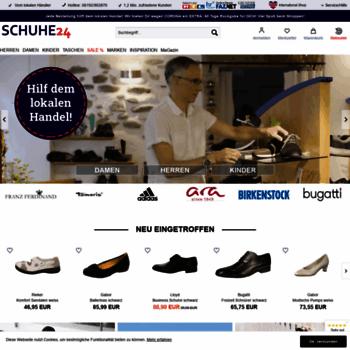 Schuhe24.de thumbnail