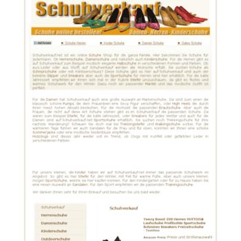 Schuhverkauf.net thumbnail