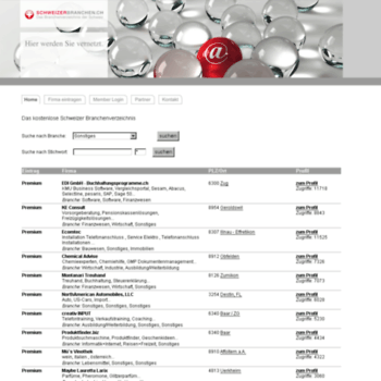 Schweizer-branchen.ch thumbnail