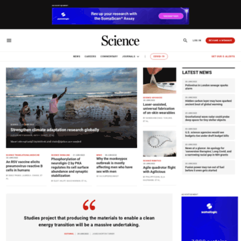 Sciencemag.org thumbnail