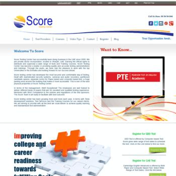 Scorellc.info thumbnail