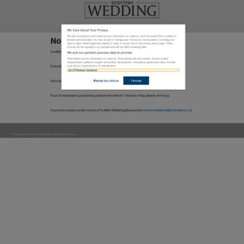 Scottishweddingdirectory.co.uk thumbnail