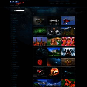 Screenpaper.ru thumbnail