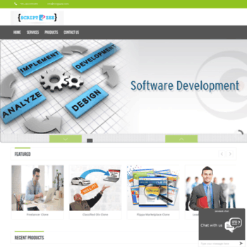 scriptzee com at WI  Marketplace Software, PHP Clone Script
