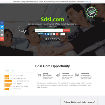 sdsl com at WI  Most effective Business Referral Program